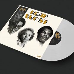 HEAD WEST ALBUM LTD WHITE VINYL EDITON