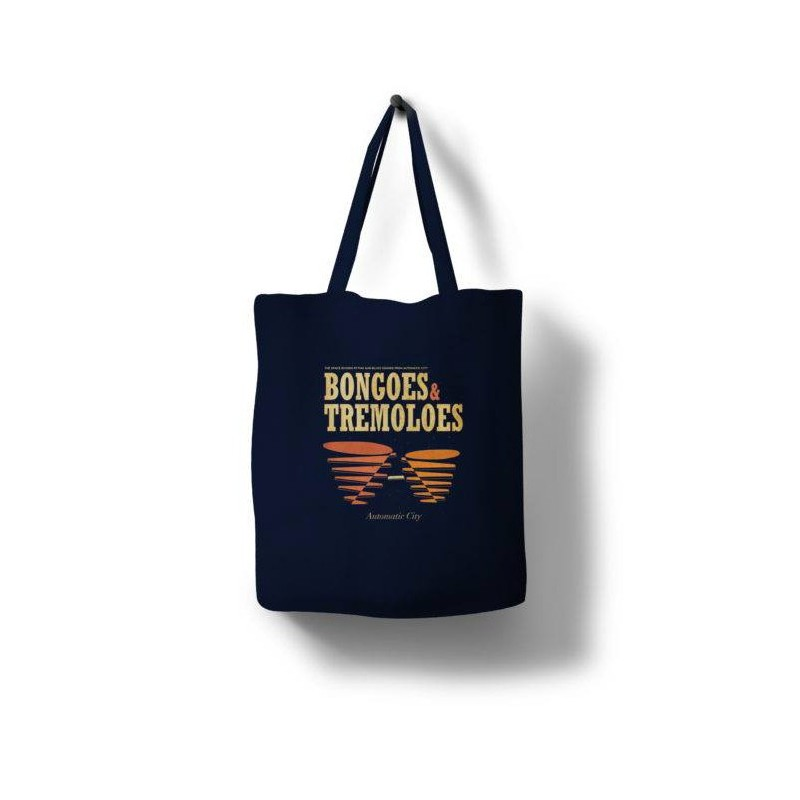 Tote Bag Bongoes and Tremoloes