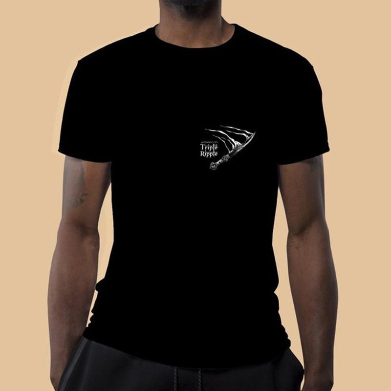 Triple Ripple T shirt
