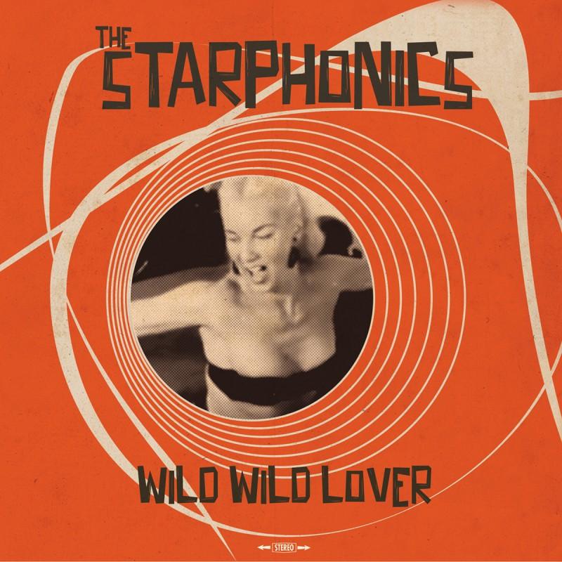The Starphonics first album Wild Wild Lover Vinyle, CD Digisleeve, Digital sur Wita Records