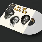 Sortie de l'album de HEAD WEST, vinyl blanc édition limitée