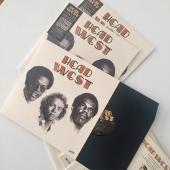 Head west is back ! Lovely re edition on heavy cardboard sleeve ! Dans les bacs chez  vos disquaires préférés! @disquaireday  des le 13 juin 2021 !