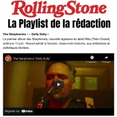 @thestarphonics DOLLY DOLLY single and video dans la sélection de la rédaction @rollingstone @rollingstonefrance !   @fargovinylshop @ange_bcht @marina_bmk @bacomusic_ @baco_studio @annabellepichoir @mercier_manu   #rock #rockstyle #rockabilly #rocknroll #bennyjoy #linkwray #elvis #jimjarmusch #tarentino #theremin